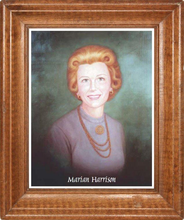 Marian Harrison