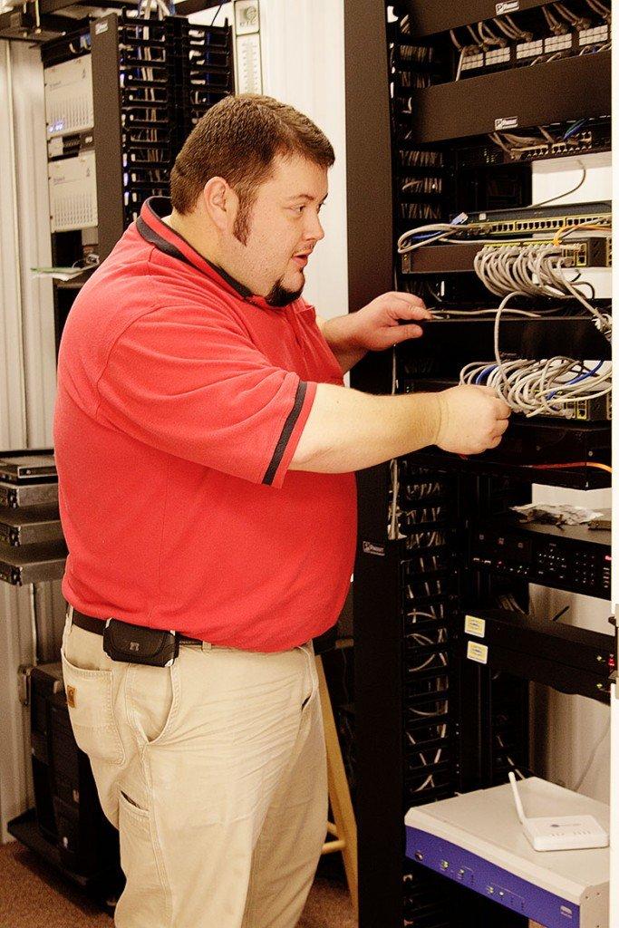 ETC Security Equipment Installation