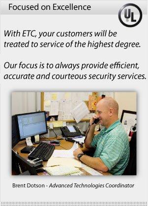 ETC Security Monitoring